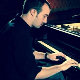 A screenshot from a video recorded with Don Ryan & the Blank Canvas Movement.