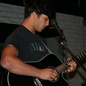 Battle of the Bands Solo Act - throw back of '09