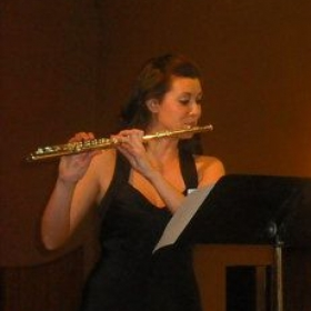 Senior recital flute and bassoon duet from Saint Joseph's College
