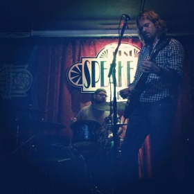 Playing at Speakeasy in OKC
