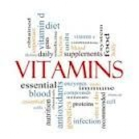 vitamins are a good way to get your body the extra and or need nutrients it need to be healthy