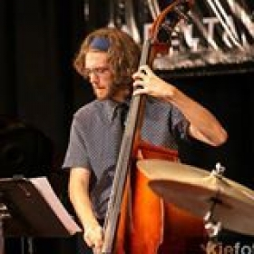 Performing at the Costa Rica International Jazz Festival