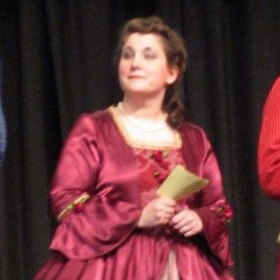 Marcellina in The Marriage of Figaro