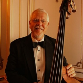 Scott at the Cosmos Club Washington DC performing Classical and Jazz music