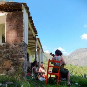 Sacred Valley of the Andes