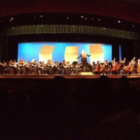 Directing the BPHSO in Freeport Texas