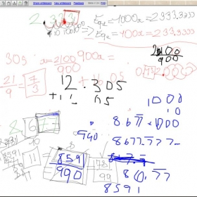 Algebra common core session 2 - whiteboard