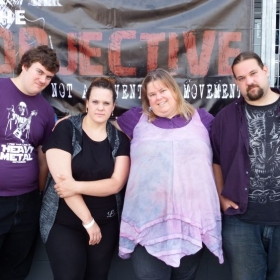 Amethyst Heart at The Objective event - Nashville, TN 2014