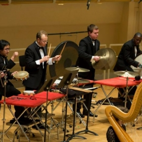 Performing Scheherazade with the Chicago Symphony Civic Orchestra