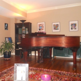 Fully Restored 1923 Steinway M Grand Piano