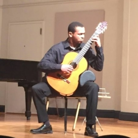 Performance at Mannes Conservatory, The New School for Music.