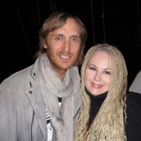 With multiple Grammy-winner David Guetta in Miami, Florida