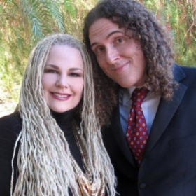 with 2015 Grammy winner Weird Al Yankovic