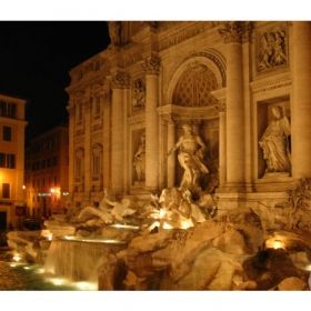 Trebe Fountain