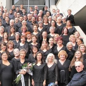 Singing with the Sacramento Ballet - April 2014 - Carmina Burana