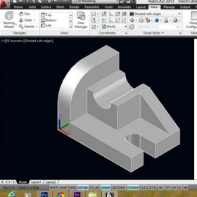 AutoCAD 3D Drawings