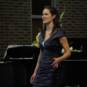 Recital in South Carolina