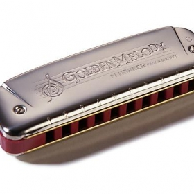 Blues and Rock Harmonica
