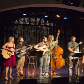 Columbia College Chicago Folk Ensemble 2014