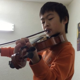 Private Violin Class