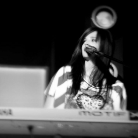 Playing live