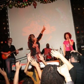Performance at SOB's in NYC