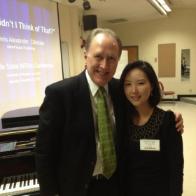 at NMTA music teachers association 