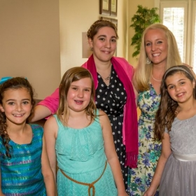 The performers and I at our recent studio recital. They were fantastic!