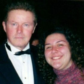 Eagles frontman Don Henley and Francesca