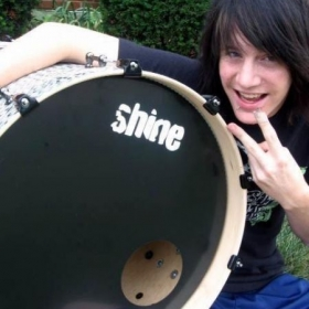 Shine Drums Artist Photo