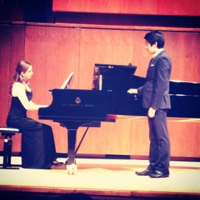 Lincoln Center Solo Recital