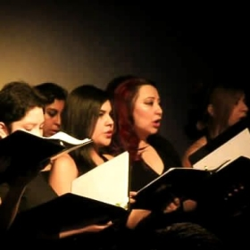 UACJ Music Department Choir - Mass in Bb by Ricardo Dominguez - March 2015
