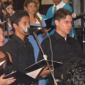 Mozart Requiem Mass. Cartagena,  Colombia