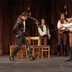 Tybalt - Shakespeare Theatre of NJ