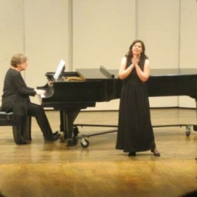 Performing in Recital