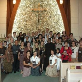 2012 Orlando Diocese Our Lady of Mt. Carmel Lay Carmelite Family