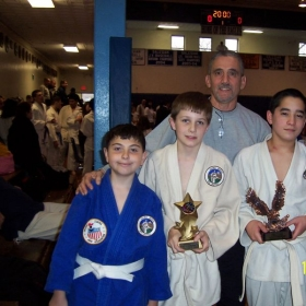 I must admit this was a while back But happy times.   Judo Tournament-- Nationals !