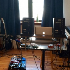 254 Devoe St - My home studio