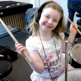 Private lessons at Community School of Music and Arts
