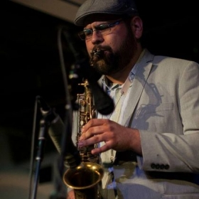 Performing at The Loft at UCSD for a tribute to jazz saxophonist Eric Dolphy