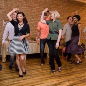 Fun dance group class with the top instructor Lia!! come and dance Salsa & Rumba!!!