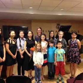 Steinway and Son Recital