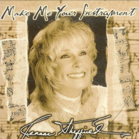 "This is my CD, ""Make Me Your Instrument"" recorded in memphis & Nashville. Located at: cdbaby.com/cd/JeanneSheffield. Check it out!"