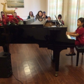 Christmas Community Recital - Magnolia Nursing Home