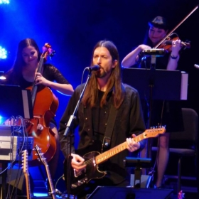 On stage with Classic Albums Live