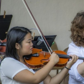 play with Claremont Symphony Orchestra