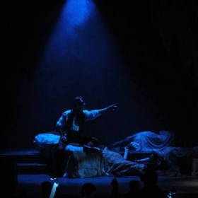 THE MYSTERY OF EDWIN DROOD | UAHuntsville | John Jasper | 2009