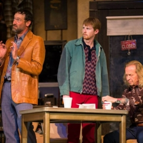 AMERICAN BUFFALO | Deaf West Theatre | Bobby | 2015