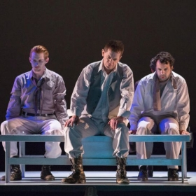 THE WALL: A MUSICAL MISDEED | Opera del Espacio | Tom Steinbock | 2014