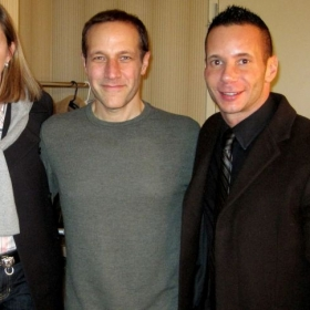 Dan and Jim Brickman